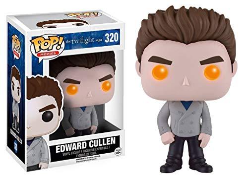 Funko- Twilight Saga-Edward Cullen Vampire Figurina, Multicolore, 12020
