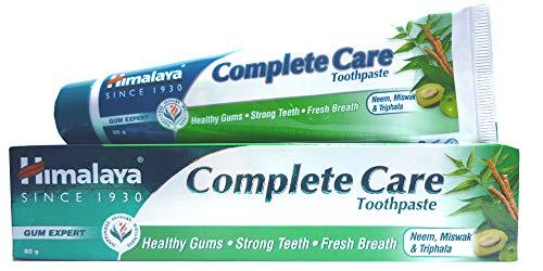 ヒマラヤ トゥースペイスト COMケア(歯磨き粉)80g Himalaya Complete Care T...