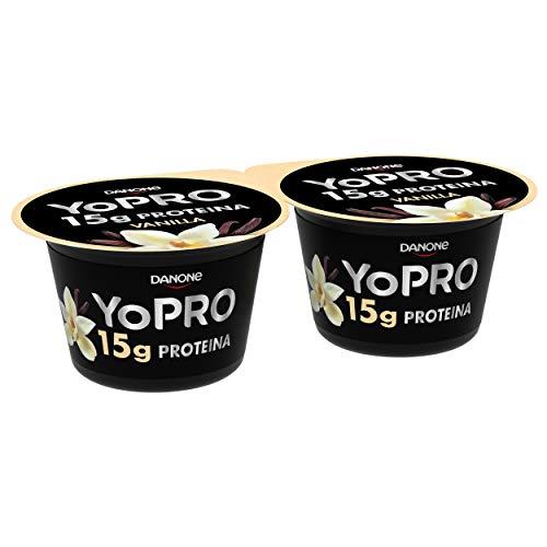 YoPro Cuchara Vainilla 2x160 g