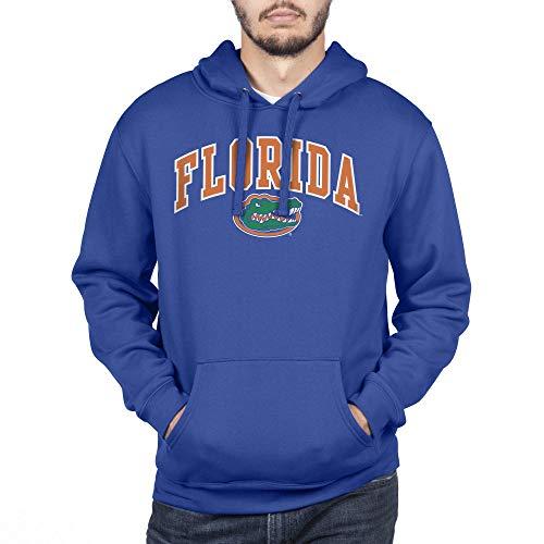 Top of the World Herren Kapuzenpullover NCAA Team Color, Herren, Team Color Hoodie Sweatshirt, Florida Gators Royal, Large