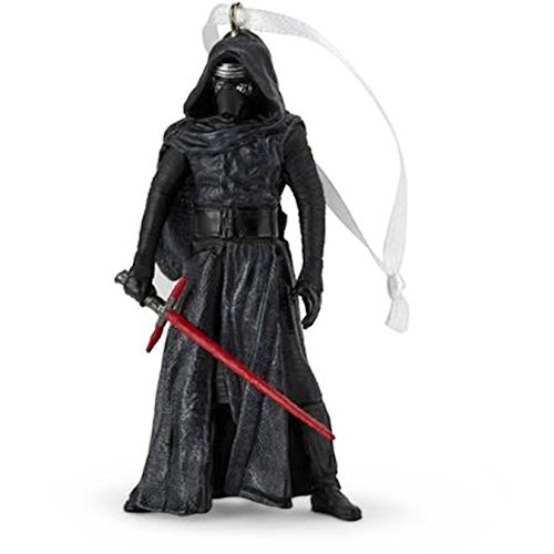 2015 Hallmark The Force Unleashed Kylo Ren Holiday Ornament