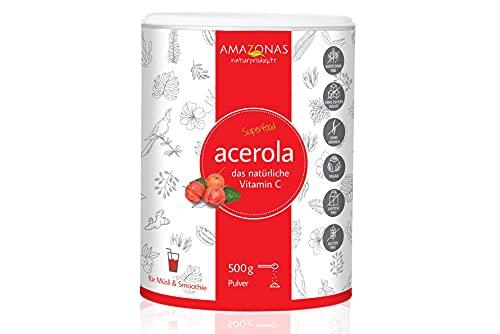 Amazonas Naturprodukte Handels GmbH -  Acerola Pulver von
