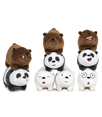 Play by Play Peluche We Bare Bears 26cm Surtido