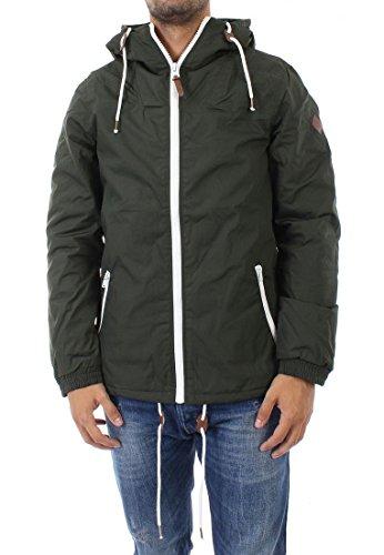 !Solid Herren Jacket - Spunk Jacke, Grün (Climb IVY 3785), X-Large (Herstellergröße: XL)