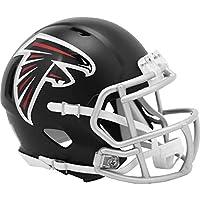NFL Atlanta Falcons Speed Mini Football Helmet, black