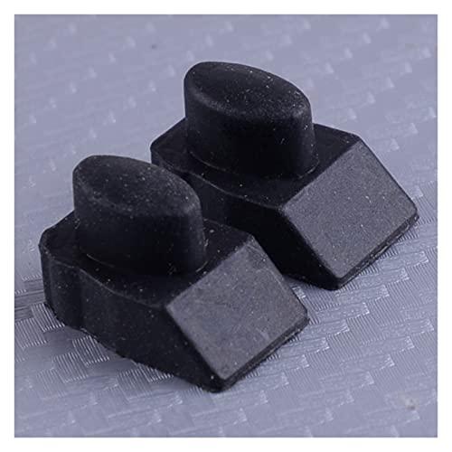 XINLIN Ruderude Interruptor de manija de la Puerta Botón Ovalado Adquisición de Huellas Digitales MÓDULO Capa DE DESBONDO Clave para Mazda 6 Velocidad 6 RX8 CX7 CX7 CX-9