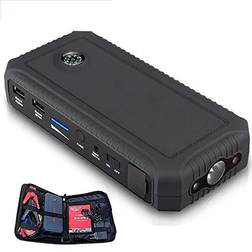 Why Choose DelongKe Car Emergency Starting Power, 12V Car Battery Starter Car Ignition Power Bank Mo...