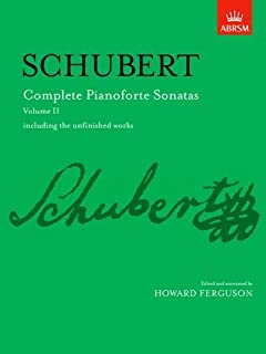 Complete Pianoforte Sonatas, Volume II: including the unfinished works