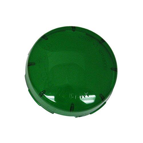 Pentair 650018 Kwik Change Lens Cover - vert pour SpaBrite et AquaLight objectif