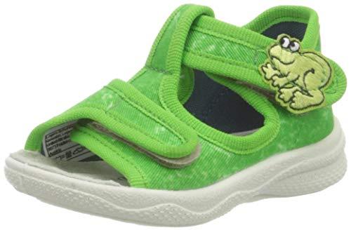 superfit Polly, Zapatillas Altas para Niños, Verde (Grün 70), 24 EU
