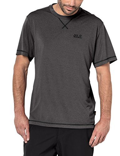 Jack wolfskin crosstrail t t-shirt pour homme