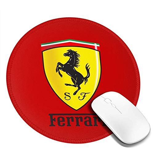 F-ERR-Ar-I Round Mouse Pad 7.9x7.9 in ,Game Mouse Pad