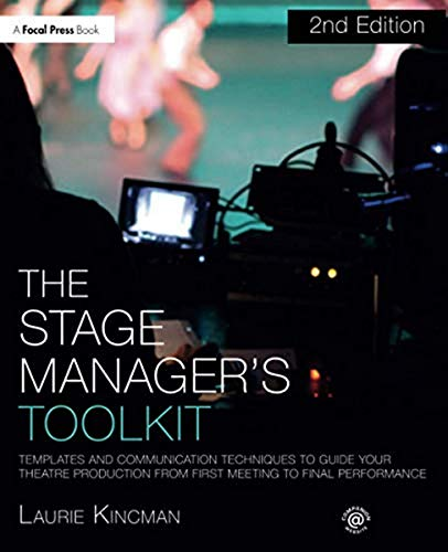 Price comparison product image The Stage Manager's Toolkit (The Focal Press Toolkit Series)