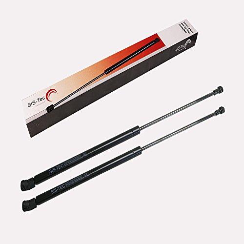 SiS-Tec Gasfeder für Heckklappe Länge: 500 mm Kraft: 380 N - 6Q6827550 (2 Stück)