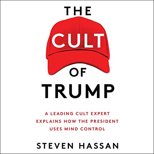 The Cult of Trump audiobook cover art