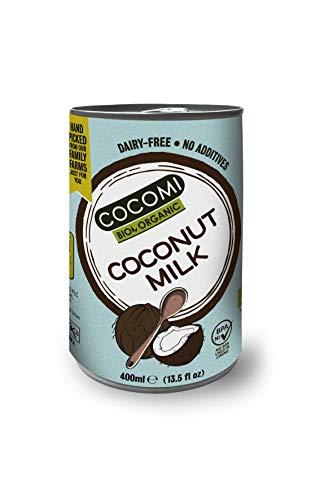 ココミ オーガニックココナッツミルク増粘剤不使用 400ml×3個