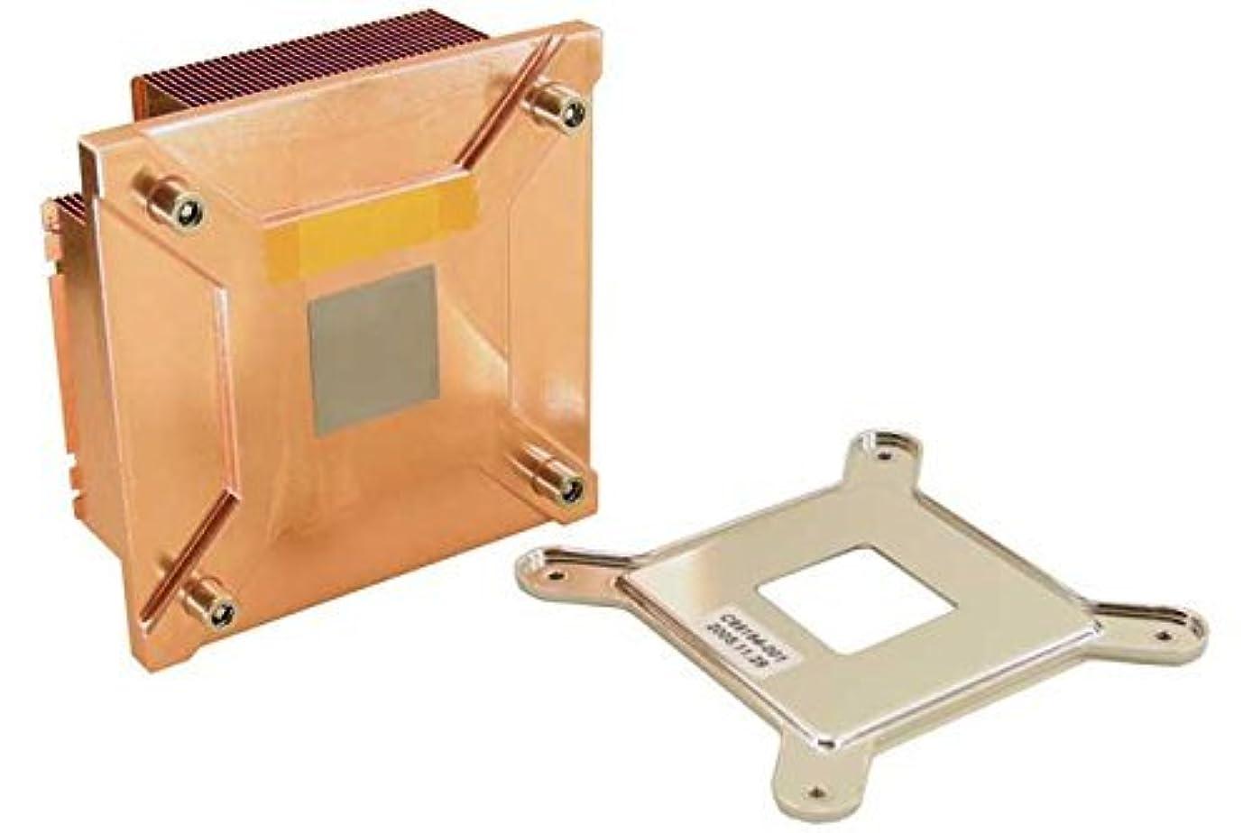 PartsCollection C69169-001 Intel LGA775 Passive 1U Pure-Copper Heatsink