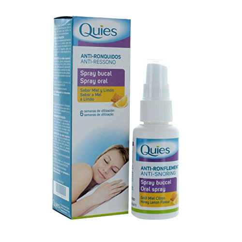 Quies Anti-Snoring Oral Spray 70ml