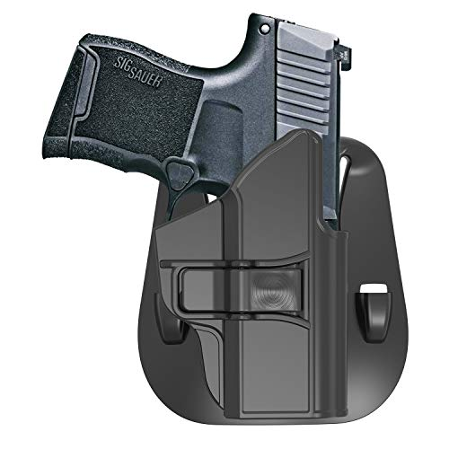 HQDA Sig P365 Holsters, OWB Holster for Sig Sauer P365...