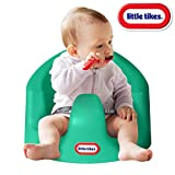 Little Tikes My First Seat Infant Toddler Foam Cushion Floor Support Seat Baby Chair, Teal
