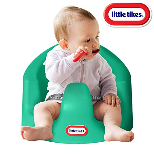 Find Discount Little Tikes My First Seat Baby Infant Foam Floor Seat Sitting Support Chair, Teal