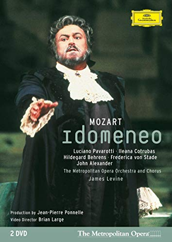 Mozart, Wolfgang Amadeus - Idomeneo (GA) [2 DVDs]