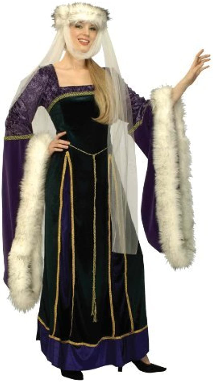 Medieval Lady Adult Small (2-6) by Halloween FX