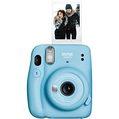 Product Image of the Fujifilm Instax Mini 11 Instant Camera - Sky Blue