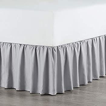 Best twin size bed skirt Reviews