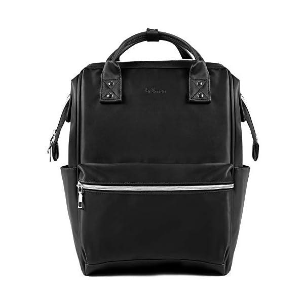BROMEN Laptop Backpack 15.6 inch Diaper Bag Backpack for Women Waterproof Travel College Daypack Bag 1