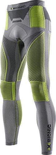 X-Bionic Man Radiactor Evo UW Pantalon Long pour Homme XXL Multicolore - Iron/Yellow