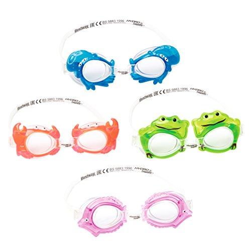 Gafas Natación Hydro-Swim Lil' Sea Creature Bestway
