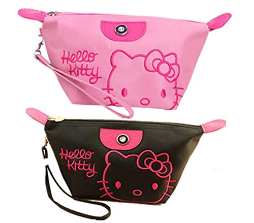 Kerr s Choice Cosmetic Bag Makeup Bag Hello Kitty Toiletry Bag Makeup Pouch Hello Kitty Gift