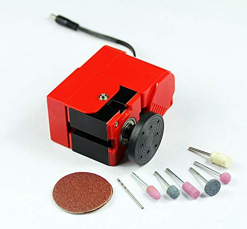 Great Price! ZHOUYU 24W Mini Hand-held machine DIY Hobby Power Grinding Milling Tool Woodworking Mod...
