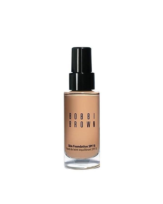 キャッシュ衰える哲学的ボビイ ブラウン Skin Foundation SPF 15 - # 2.25 Cool Sand 30ml/1oz並行輸入品