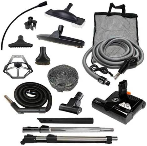 Diamond Central 40% OFF Cheap Sale Vacuum Super intense SALE Accessory Kit Powerhead Sebo D ET-2 with