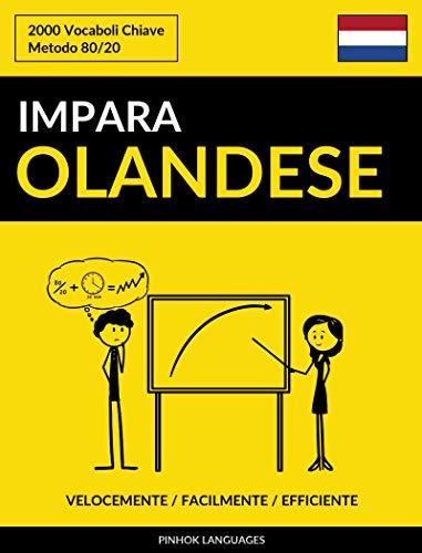 Impara l'Olandese - Velocemente / Facilmente / Efficiente: 2000 Vocaboli Chiave