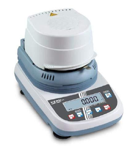 KERN DLB 160 3A Feuchtebestimmer 0,001g Materialfeuchtemessgerät Feuchtigkeit