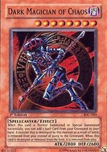 Precio al por mayor y calidad confiable. Yu-Gi-Oh  - Dark Magician of of of Chaos (IOC-065) - Invasion of Chaos - 1st Edition - Ultra Rare by Yu-Gi-Oh   gran descuento