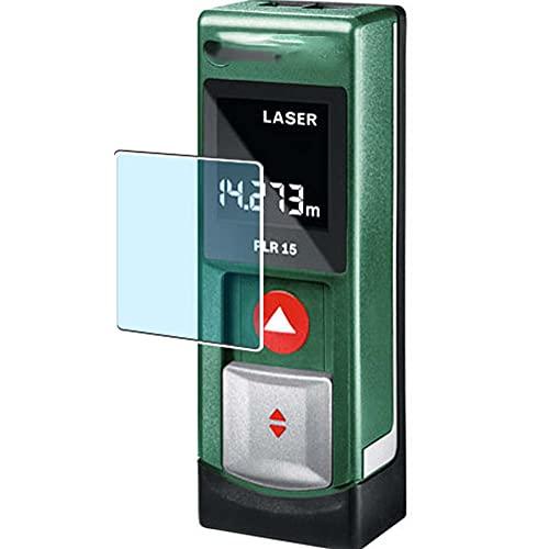 Vaxson 3 Unidades Protector de Pantalla Anti Luz Azul, compatible con BOSCH PLR15 PLR 15 [No Vidrio Templado] TPU Película Protectora