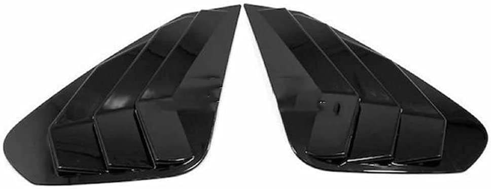 MIOAHD Product Max 52% OFF Car Side Window Triangle Decoration for Fit Blinds
