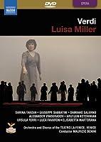 ヴェルディ:歌劇『ルイザ・ミラー』 [DVD]