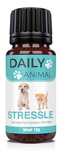 PowerSupps Daily Animal Anti Stressle Globuli für Tiere - Hunde und Katzen -...