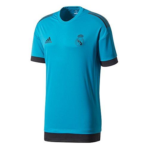 adidas - Fußball-Trainingstrikots für Herren in Blue/Azuint/Negro, Größe XL