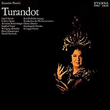 Puccini: Turandot (Highlights - Sung in German)