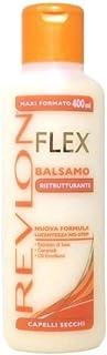 Revlon Flex Balsamo Ristrutturante Capelli Secchi Ml.400