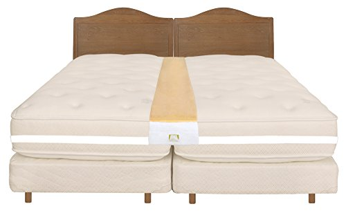 Create A King Instant Bed Connector with 2-Inch Safety Strap for Twin Beds