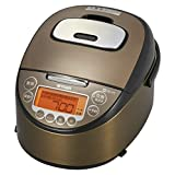 タイガー魔法瓶(TIGER) 炊飯器 5.5合 IH 炊き分けメニュー10種搭載 炊きたて JKT-B103-TK