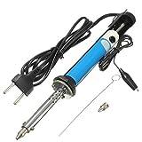 Pompa di aspirazione per dissaldatura - Aspiratore di stagno elettrico portatile Ventosa Pompa per dissaldatura Saldatura Strumenti per saldatore