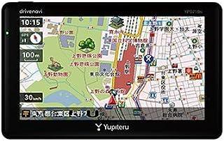 ユピテル 7.0v型 ワンセグ内蔵 レーダー探知機機能付きポータブルカーナビ YPB718si